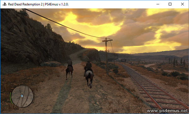 Red Dead Redemption 2 Emulator