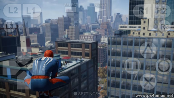 Spider-Man game Android APK
