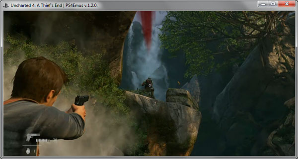 Uncharted 4 Emulator