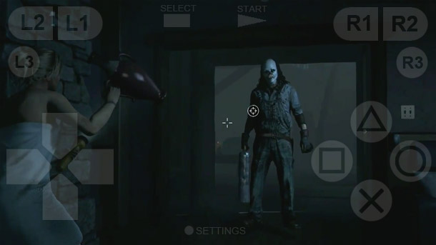 Until Dawn Emulator Android